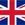 Uniteted Kingdom flag - wandering yacht