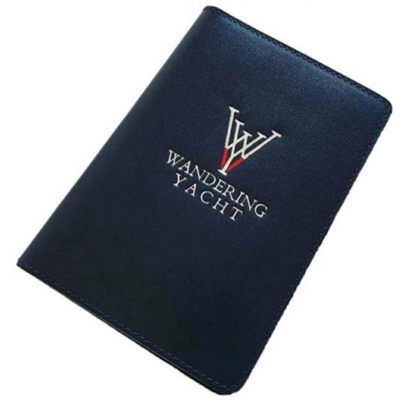 Passport holder -Front image